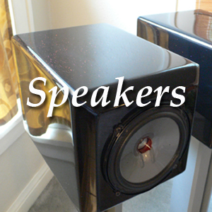 Creation 650 Single Driver Speakers